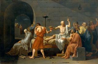 Socrates, death, poetry, medicine, opera