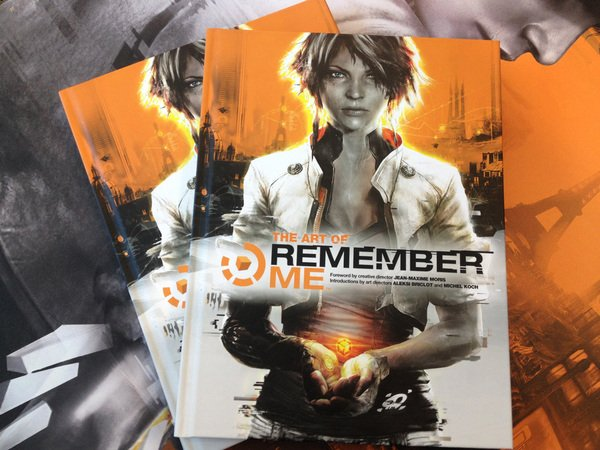 Remember Me Art Book Now Available For Pre-Order #26626