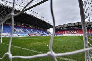 Wigan Athletic v West Ham United – Emirates FA Cup – Fourth Round – DW Stadium