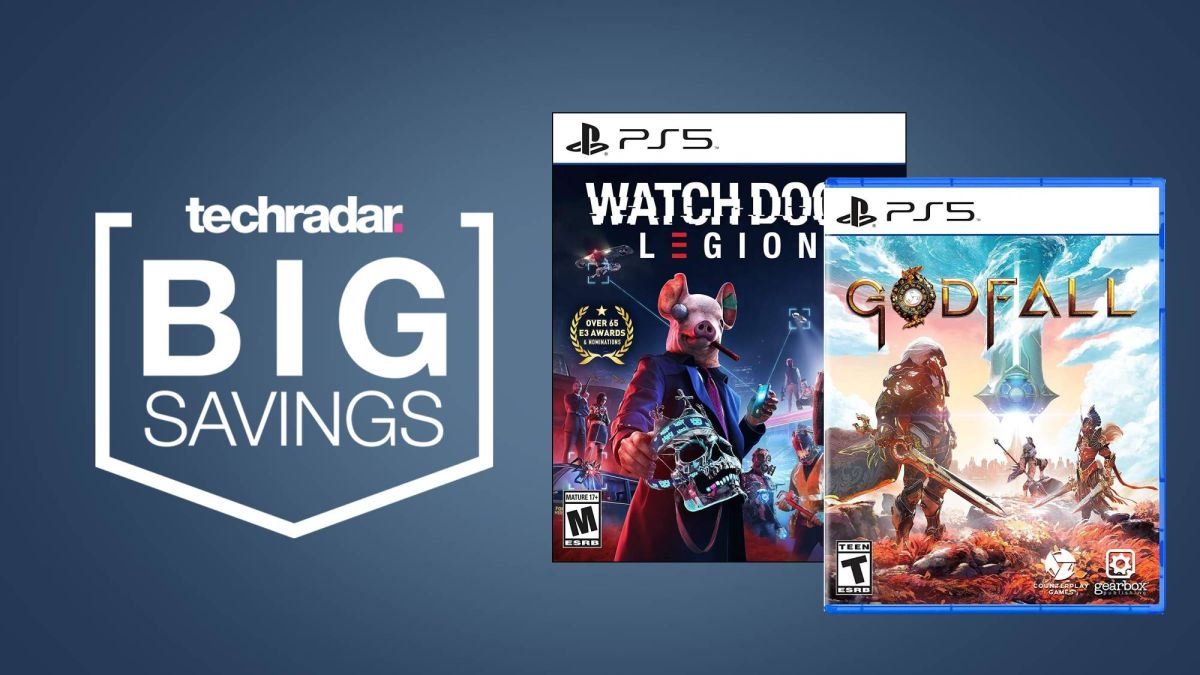 This incredible Black Friday PS5 deal knocks 50% off Watch Dogs: Legion - TechRadar