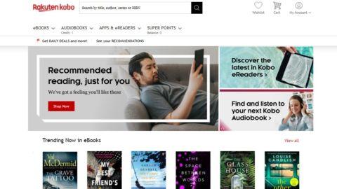 Kobo Audiobooks review