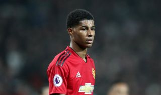 Marcus Rashford Determined To Return Manchester United To The Top Fourfourtwo