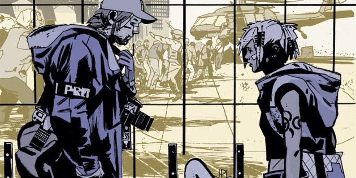 DC Comics' DMZ TV Show: 9 Quick Things We Know About The HBO Max Show