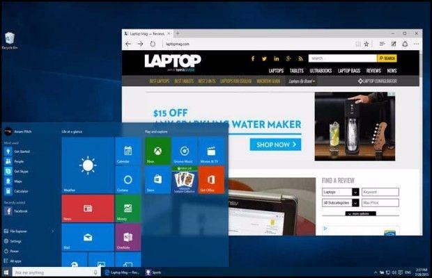 Лаптопи с Windows 10 операционна система