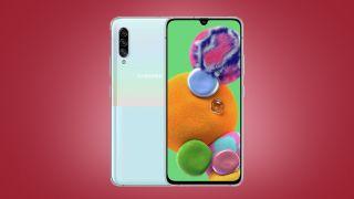 Samsung Galaxy A90 5G deals