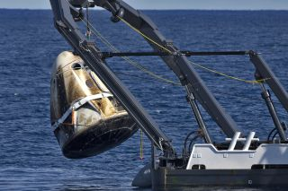 SpaceX Confirms Dragon Capsule Was Destroyed in Test 'Anomaly', Could Affect Crew Launches BSvspCtKDWYbegD65YEkKc-320-80