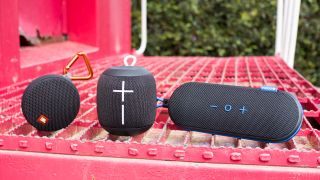 Heading To The Beach Or Pool Shower If You Want Take Your Music With Totally Can A Waterproof Speaker As Long It S Got