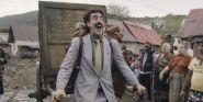 Borat 2's Sacha Baron Cohen Broke One Of His Traditions For A Scene