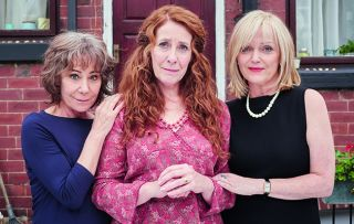 Girlfriends - Phyllis Logan on Downton Abbey the movie: 'I would definitely like to do it and have one last hurrah'
