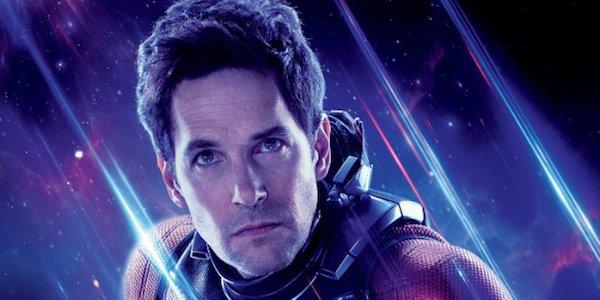 Ant-Man's Endgame poster
