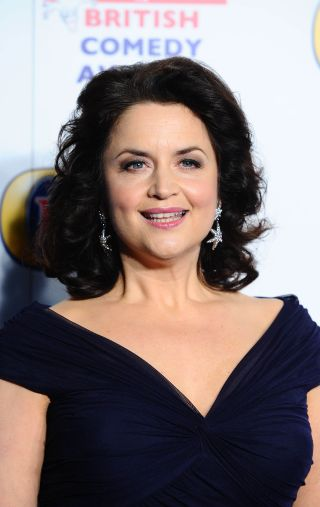 Ruth Jones: 'I was fine without James'