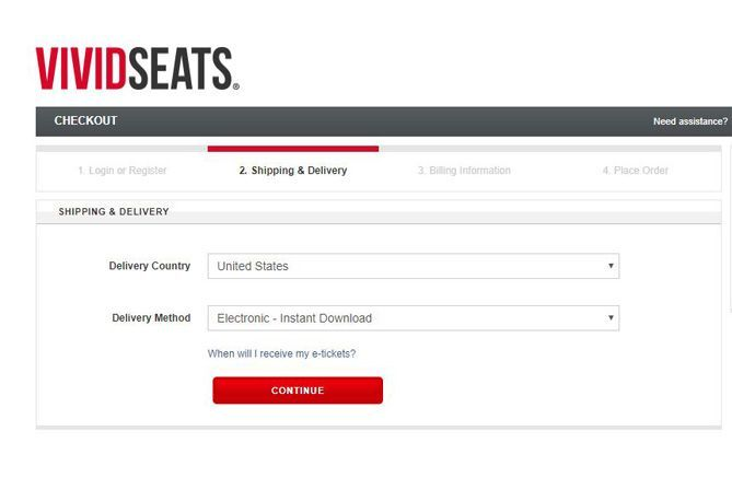 Vivid Seats Online Concert Tickets Review - Pros and Cons   Top Ten