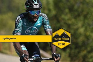 B&B Hotels-Vital Concept's Kévin Reza on stage 8 of the 2020 Tour de France