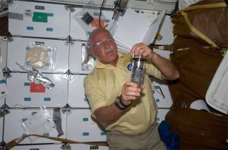 Salmonella in Space Get Even Nastier