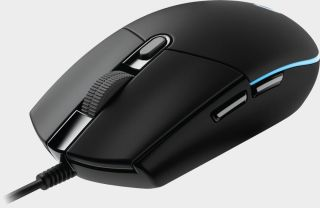 Logitech G203 Prodigy wired mouse