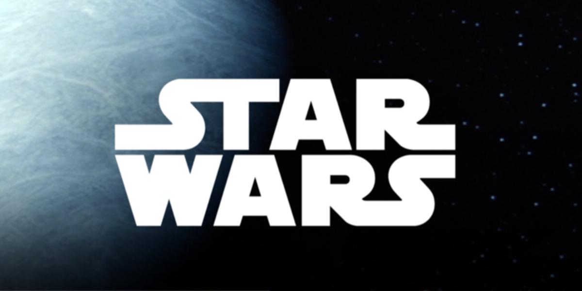 star wars logo disney+