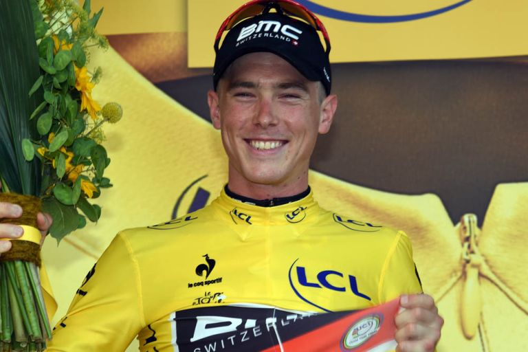 Rohan Dennis wins stage one of the 2015 Tour de France (Watson)