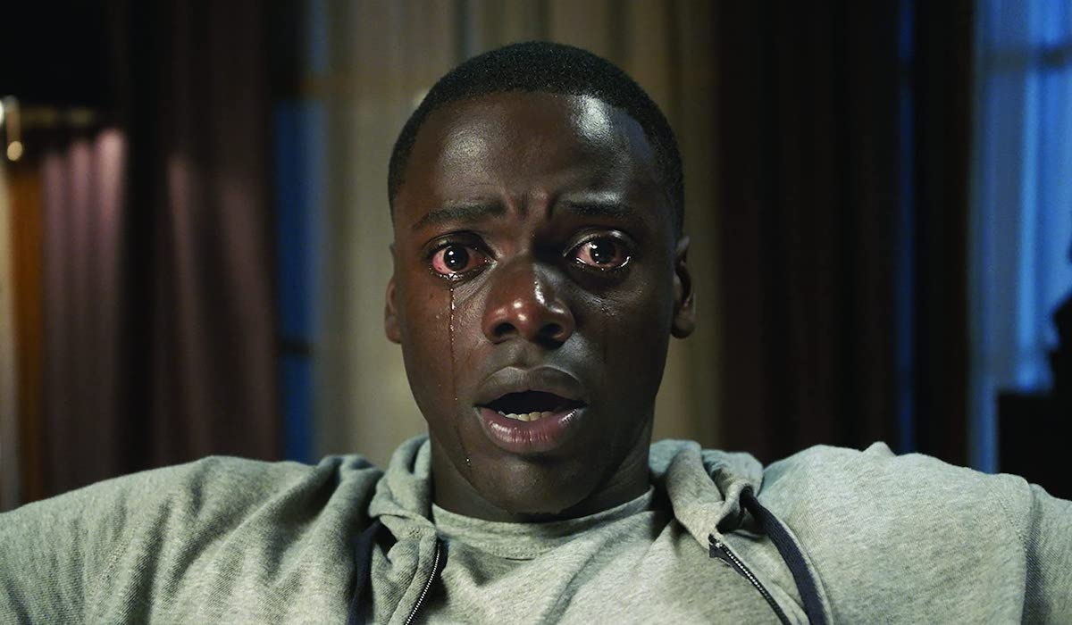 Daniel Kaluuya in Jordan Peele's Get Out