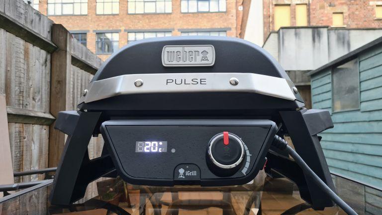 Weber Pulse 1000 review