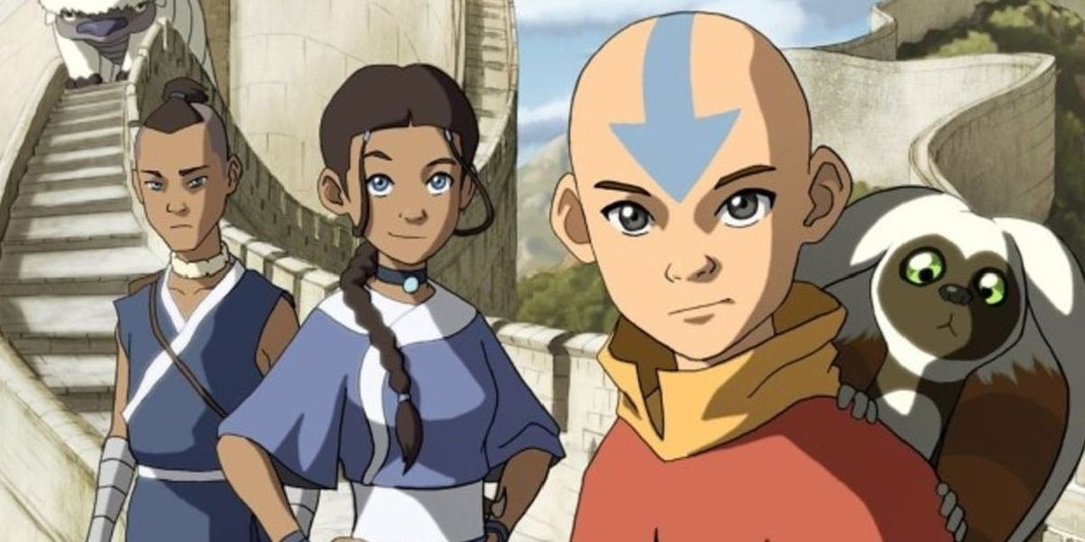 avatar the last airbender coming to netflix