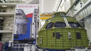 NASA's Orion Capsule Crew Module