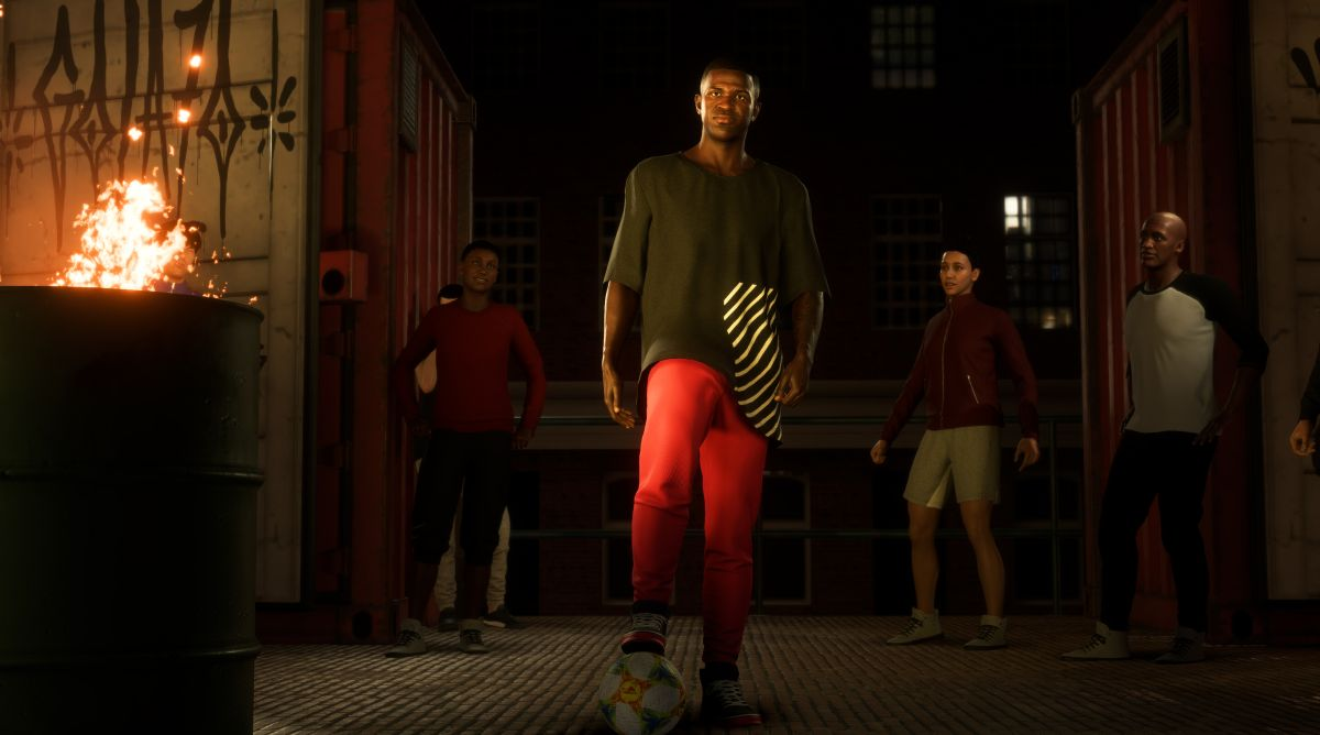 FIFA 20 preview: First impressions of Volta are promising
