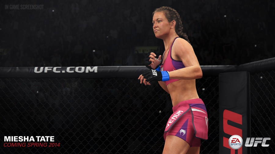 EA Sports UFC Screenshots Keep The Hype Going For PS4, Xbox One #31530