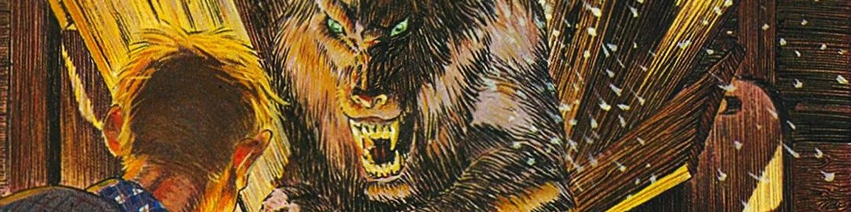Cycle Of The Werewolf Bernie Wrightson art