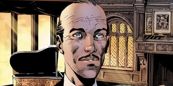 Alfred in the DC Comics