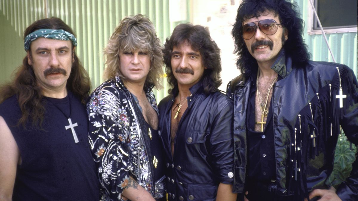 "Tony Iommi looks back on Black Sabbath's ""surreal"" Live Aid reunion experience"