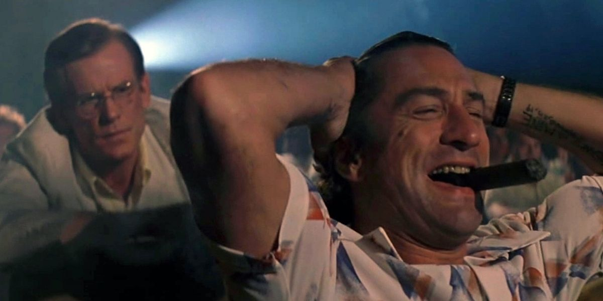 Robert De Niro in Cape Fear
