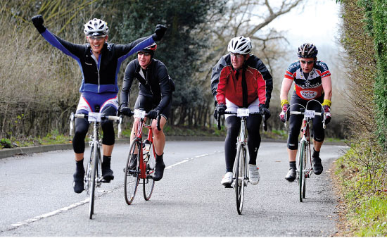 Cyclo Sportive Kent