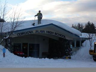 cordova alaska snow