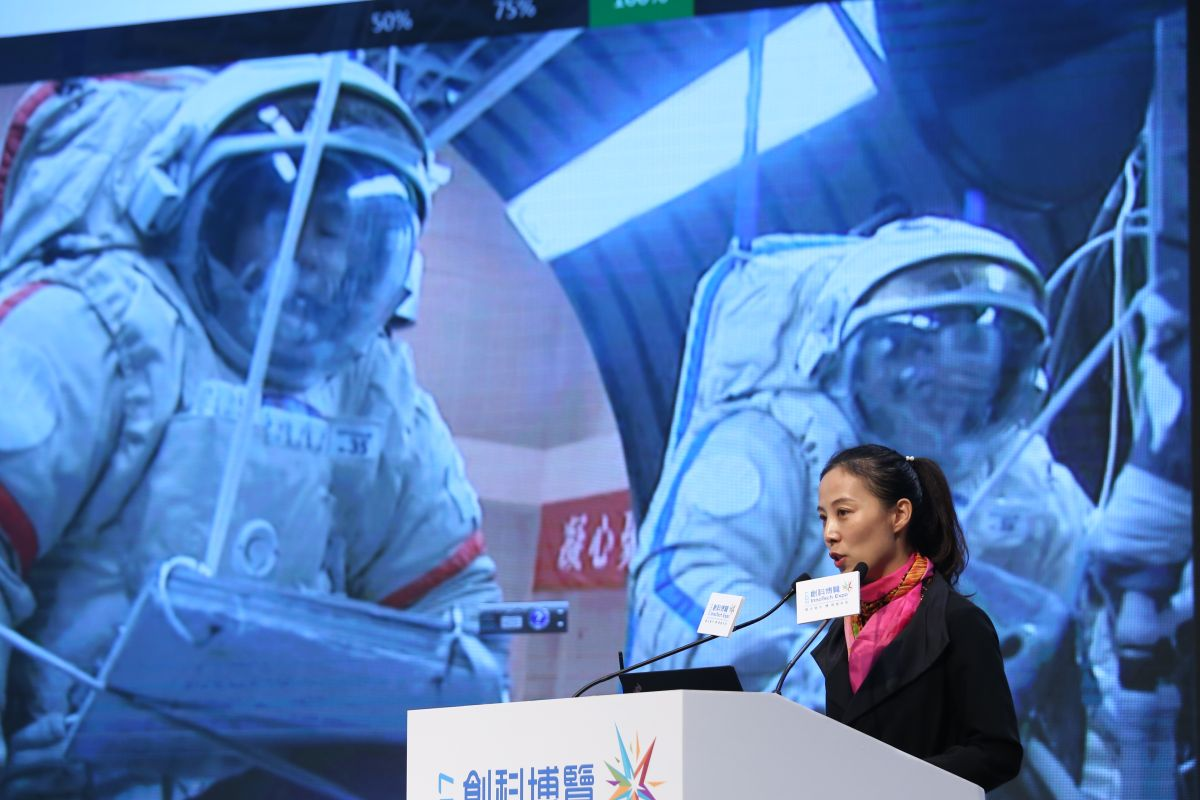 China eyes sending 1st female astronaut to new space station - Space.com