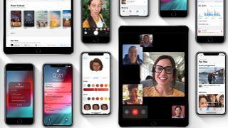 Nyheter för iOS 12