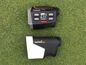Laser Test: Bushnell Hybrid v Garmin Approach Z80