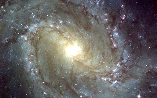 Messier 83 - Central region 1920