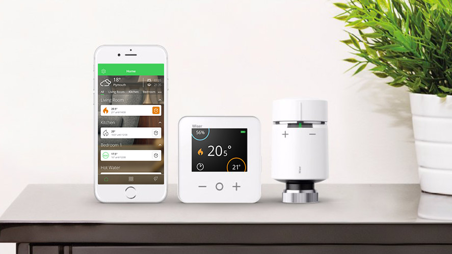 Drayton Wiser smart thermostat