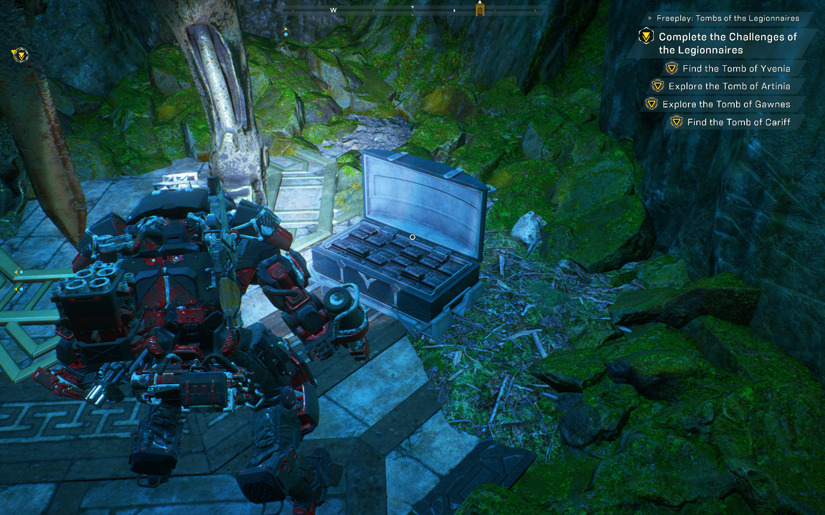 Anthem: Treasure Chest locations and Map   PC Gamer