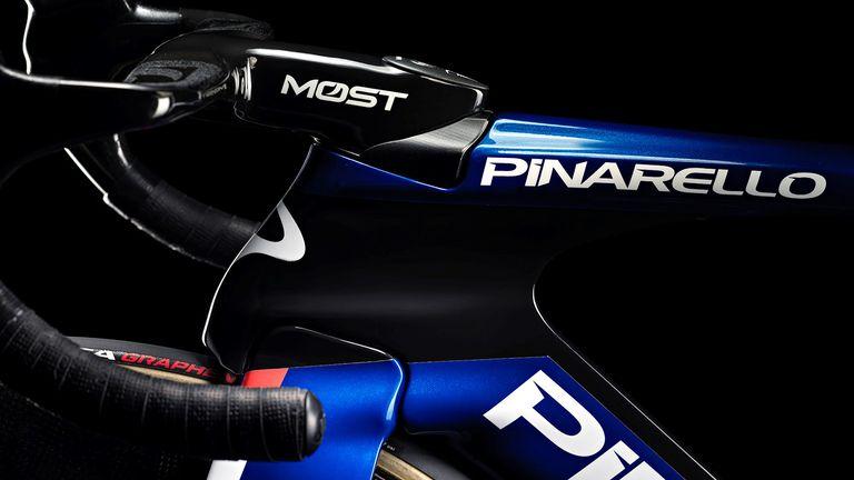 Pinarello MAAT TT bisiklet zaman deneme bisikleti