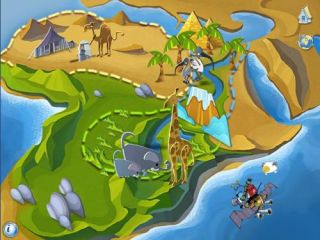 Explore African Geography, Ecosystems and Animals With Adventurous App