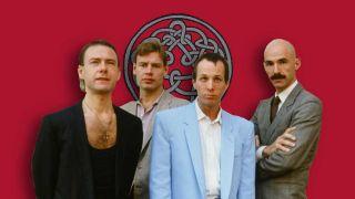 King Crimson in 1981