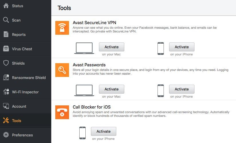 Avast Mac Security Review - Pros, Cons and Verdict | Top Ten