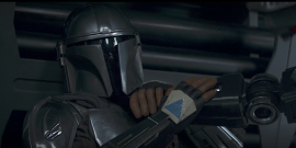 The Most Disappointing Thing About The Mandalorian's Finale Is Kind Of A Clever Spin On A Star Wars Trope