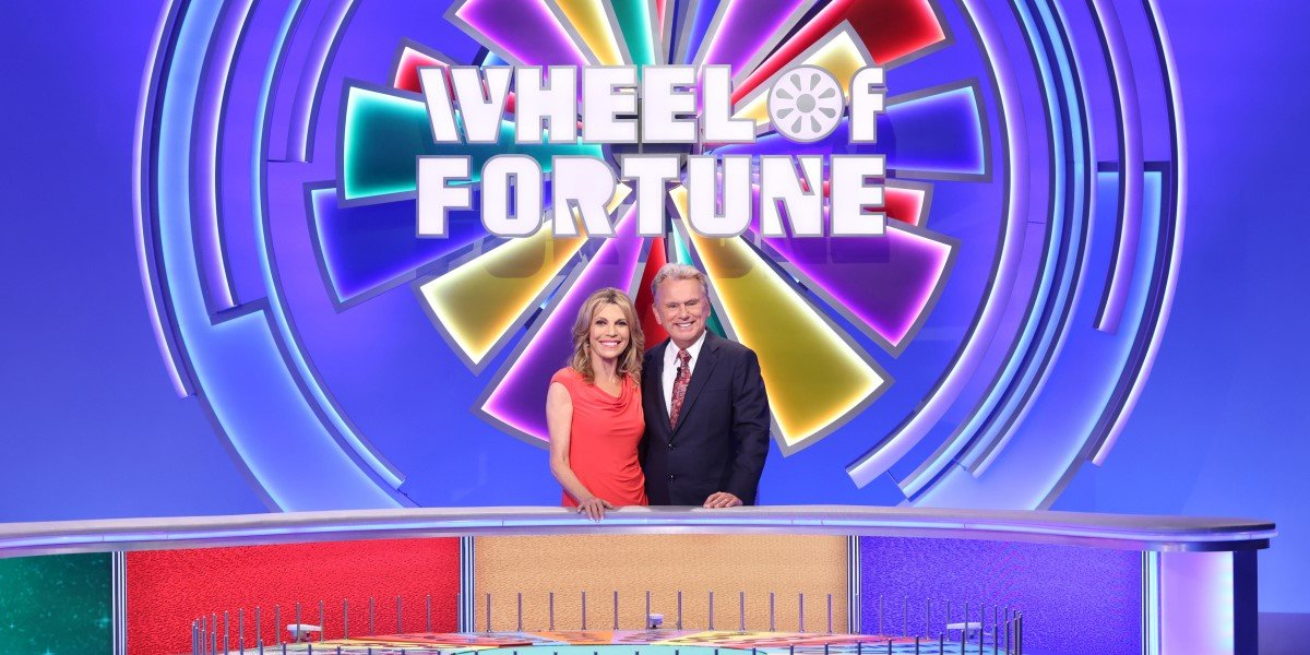 wheel of fortune pat and vanna