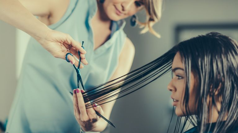 How hairdressers became an unlikely haven in the nation's domestic abuse crisis