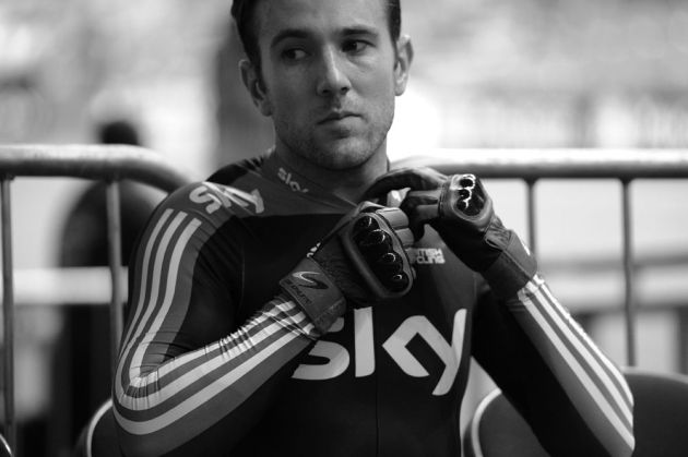 Ross Edgar, British track national championships 2011, day three