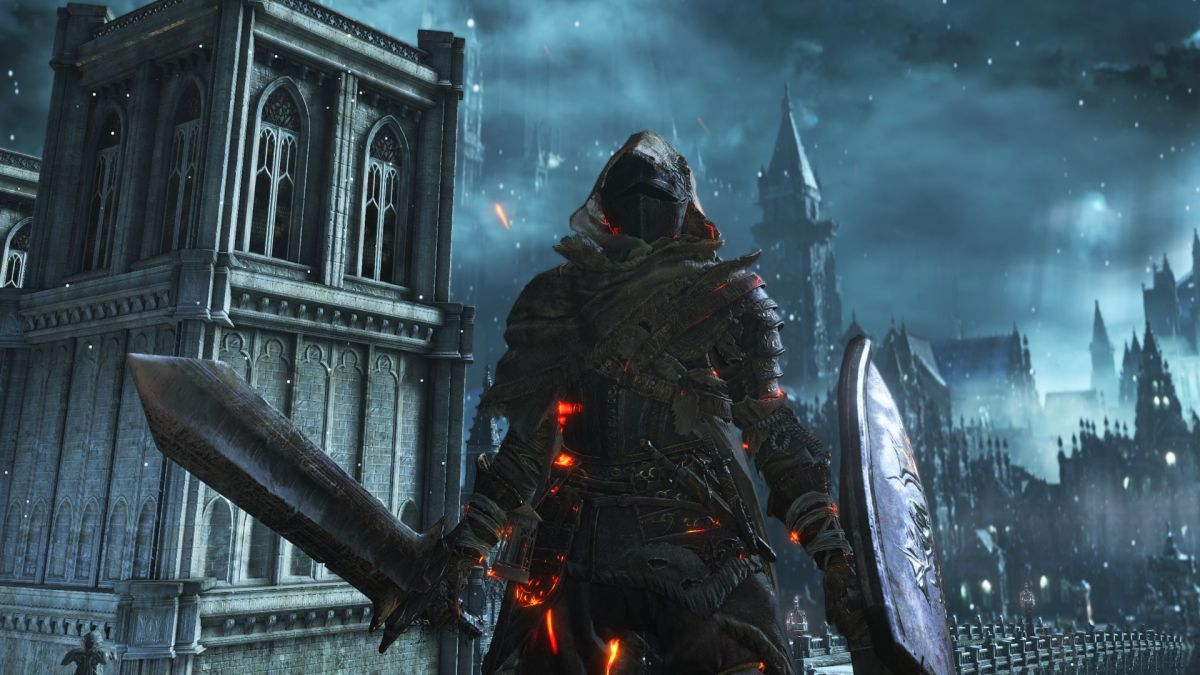 Dark Souls 3 And The Tragedy Of A Fallen Knight Pc Gamer