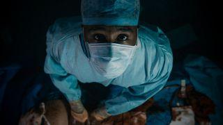 Trieve Blackwood-Cambridge plays Josh Hudson in Holby City