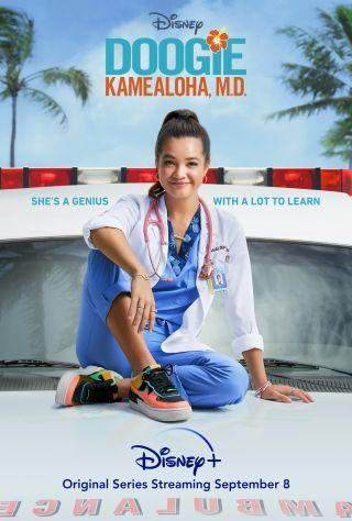 Doogie Kamealoha, M.D. on Disney Plus